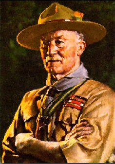 Sir Robert Baden-Powell, Chief Scout of the World